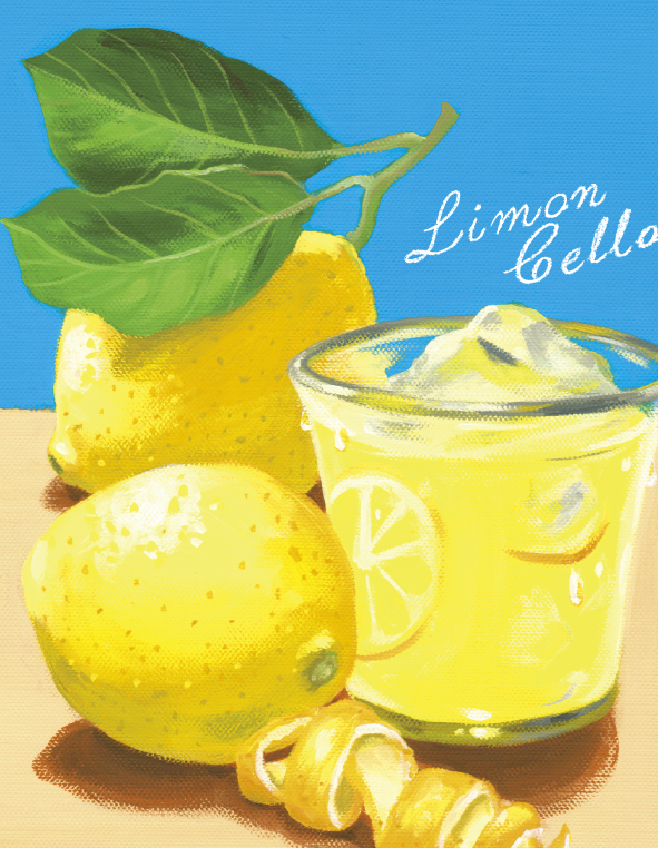 レモンチェッロ2