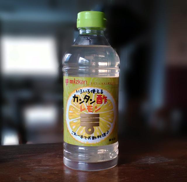 ミツカンかんたん酢レモン